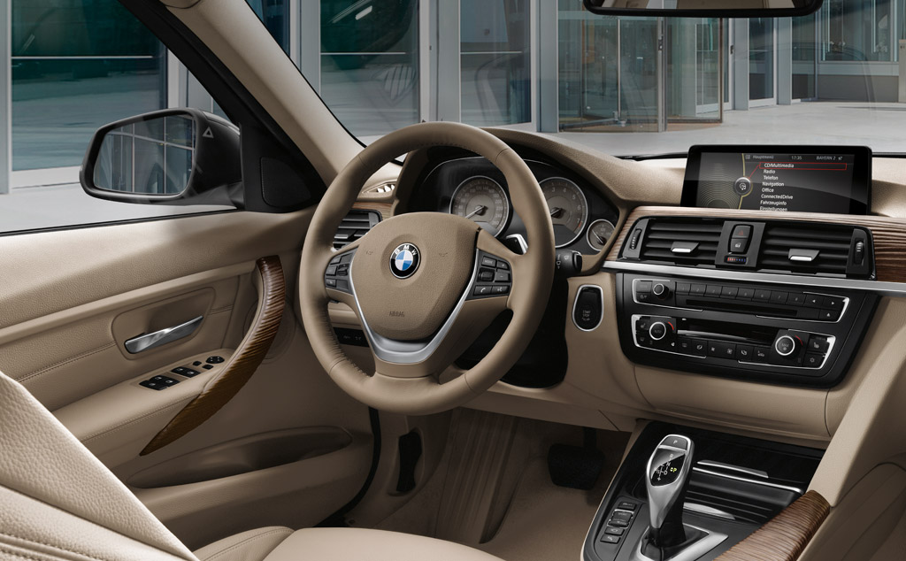 Harman Kardon Car Audio: BMW ActiveHybrid 3: Harman Kardon Surround Sound System
