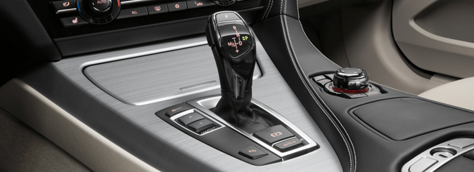 BMW 6 Series Coupe  8speed sports automatic transmission Steptronic