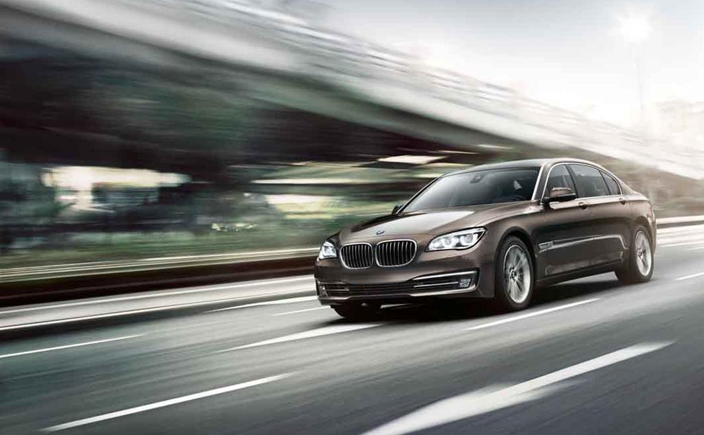 New Bmw 7 Series >> BMW 7 Series : Equipment