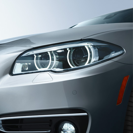 Adaptive LED Headlights