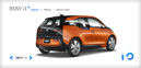 BMW i3 Visualizer