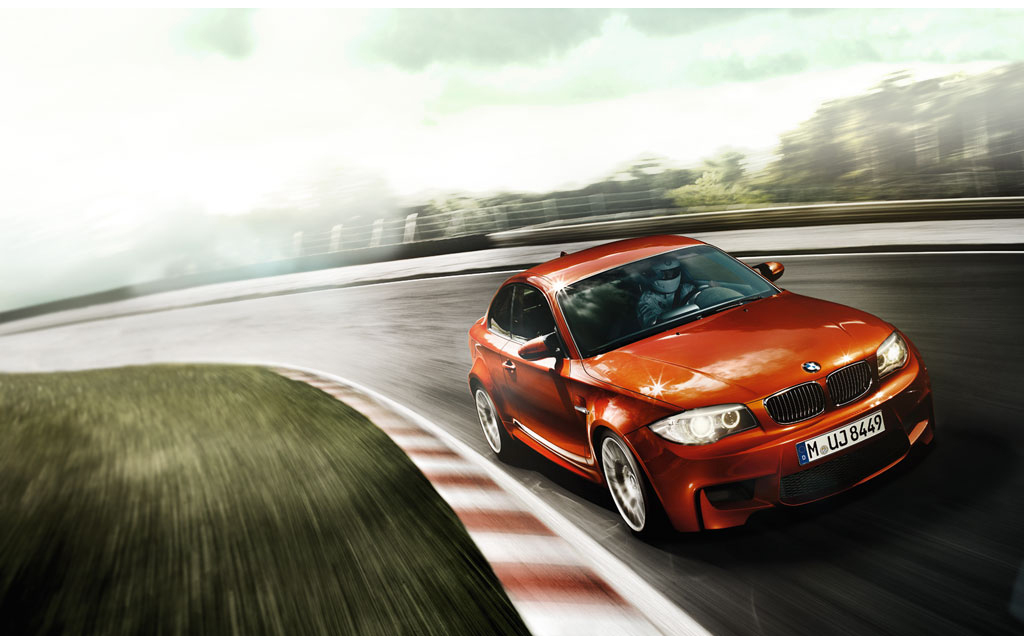 Bmw 1 M Coupe Performance Driving School