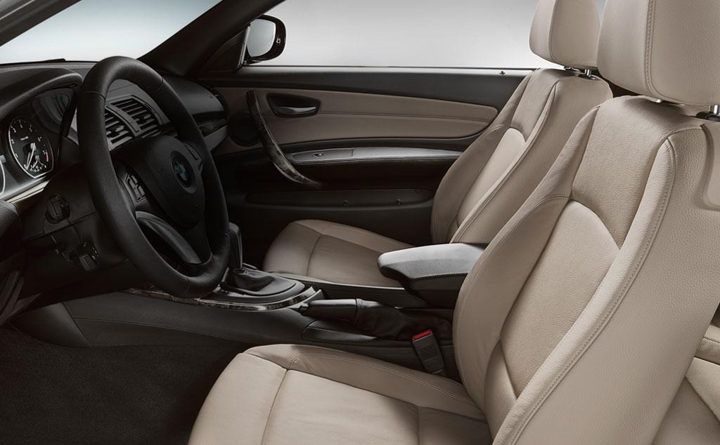 Bmw 1 Series Convertible Interior Design