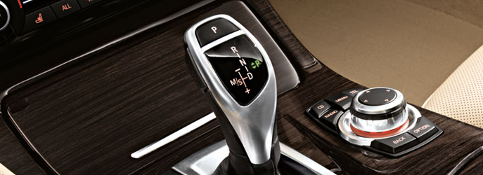 BMW 5 Series Sedan  8speed automatic transmission