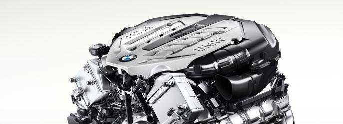 Bmw Twinpower Turbo 8-zylinder Benzinmotor Bmw Twinpower Turbo V-8