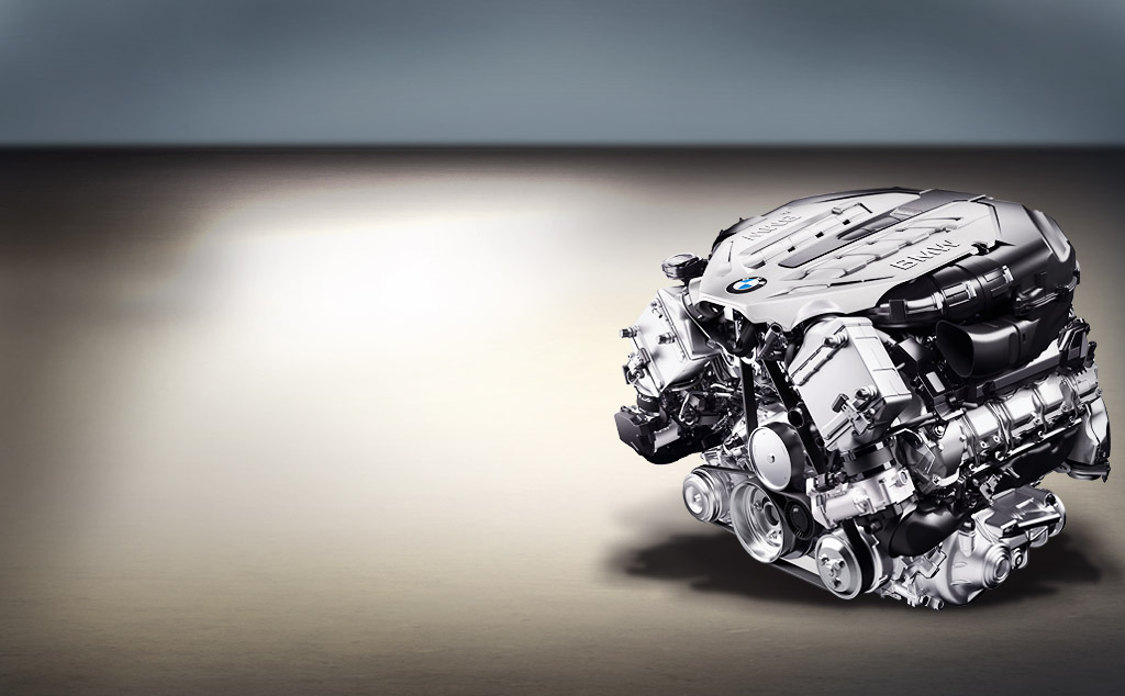 Design Your Own Car >> BMW 5 Series Sedan : Engines