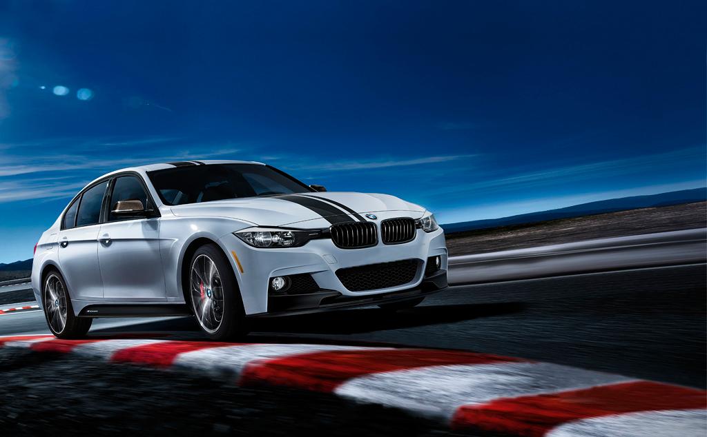 bmw m performance parts product highlights bmw 3 series sedanaerodynamics
