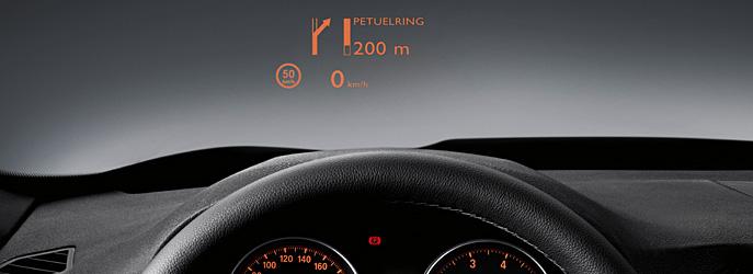 BMW X6 : Speed Limit Info