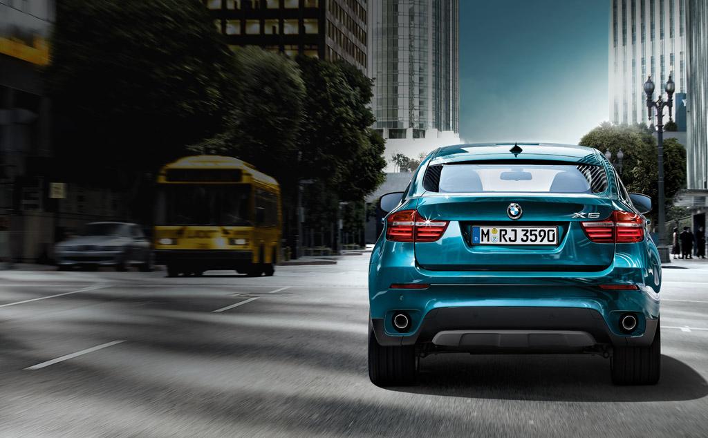 BMW X6 : Air vent control
